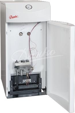 Газовый котел Данко 10В Каре. Фото 2