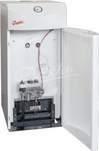 Газовий котел Данко 10В Каре. Фото 2